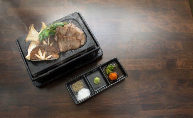 Wagyu Stone BBQ