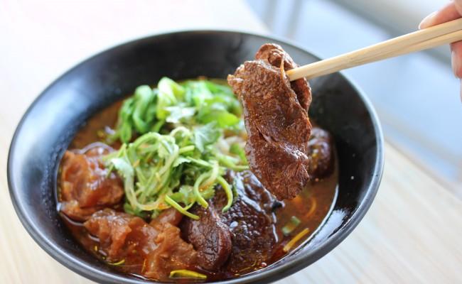紅燒牛肉麺