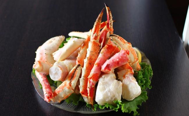 2. King Crab