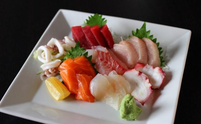 3. 鮮美生魚片總匯