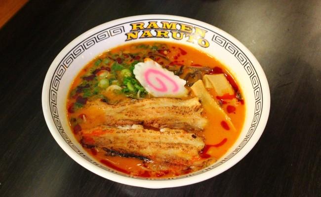 Spicy Tonkotsu Miso