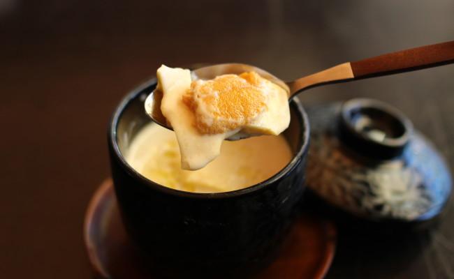 Truffle Uni Chawanmushi