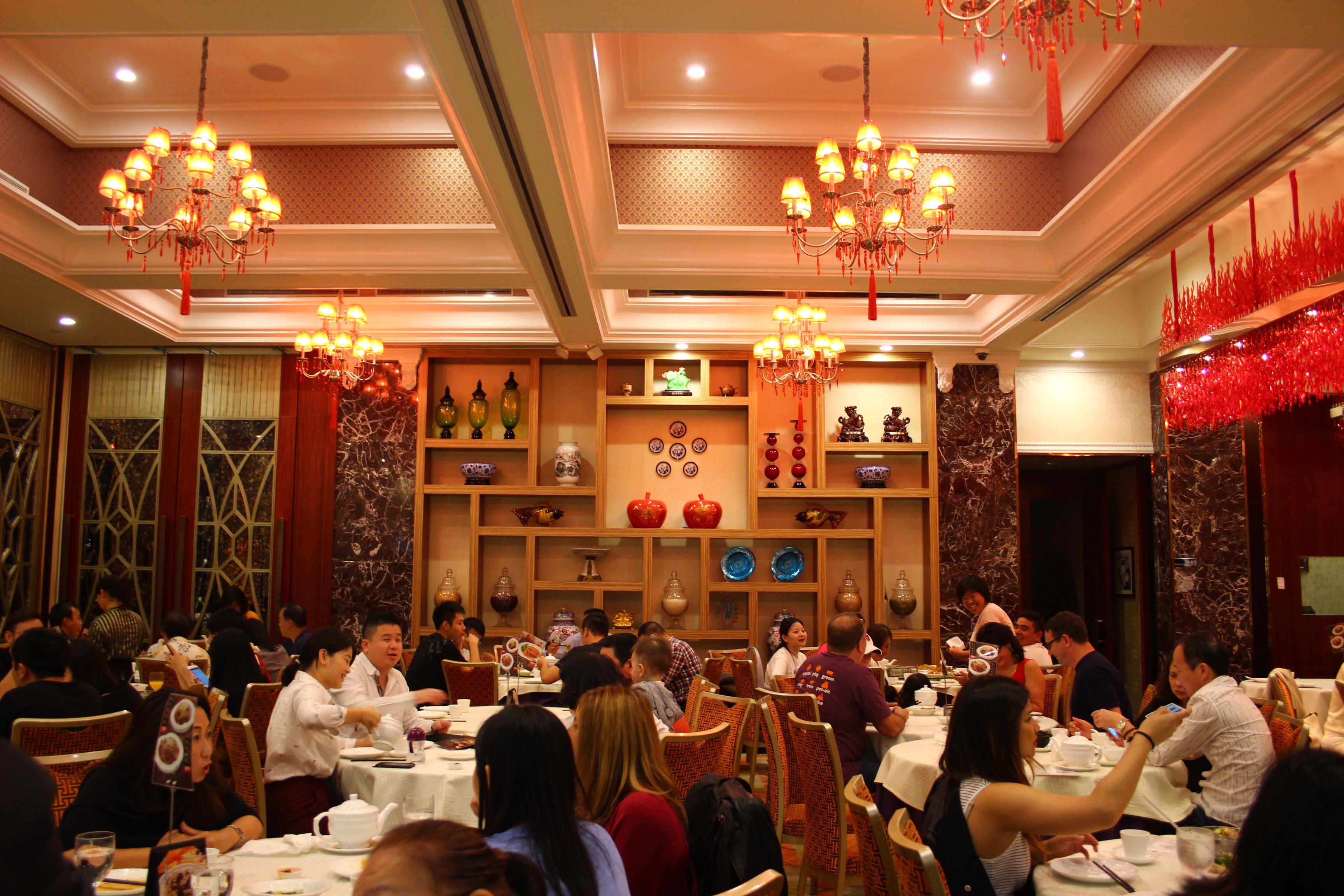 J. Zhou Oriental Cuisine
