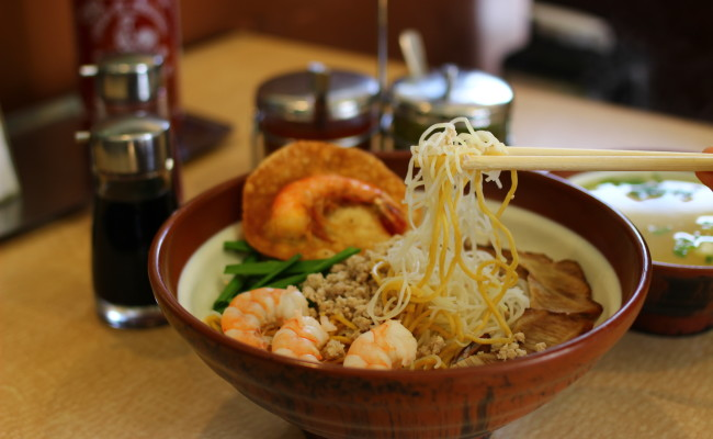 福建米粉黄麺